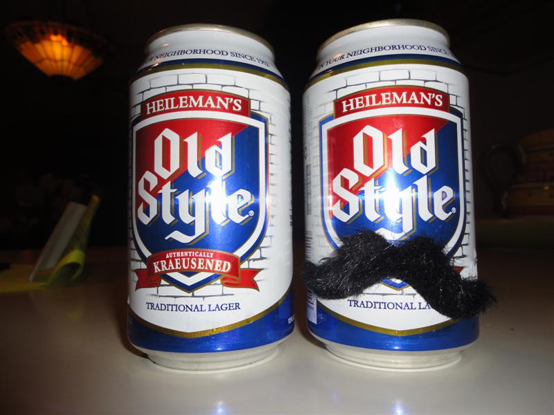 The Beer Mustache