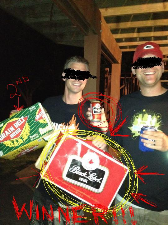 Black Label, Cheap Beer Madness 2012, Summer