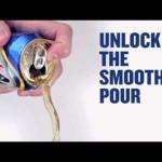 Miller Lite Punch Top Can (a.k.a. Shotgun Can)